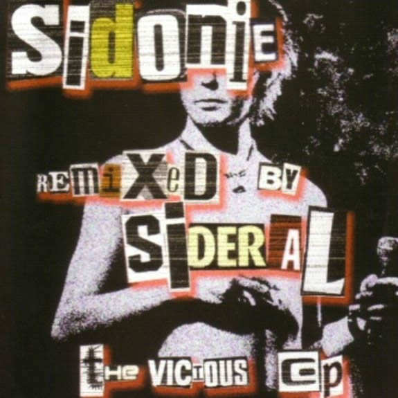The Vicious EP (Sidonie vs Sideral, 2001)